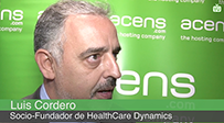 "Luis Cordero (@HCDIS): ""El Cloud hará posible el hospital virtual"""