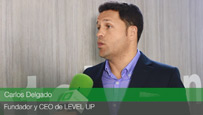 "Carlos Delgado (Level UP): ""El e-Learning es una oportunidad para fidelizar al cliente"""