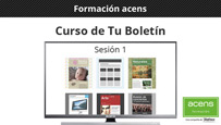 Vídeo curso de Tu Boletín (1/10) Email Marketing y aspectos legales