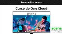 Vídeo curso One Cloud (2/2) Operaciones más comunes