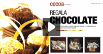 Regala Chocolate con cocoachocolate.es