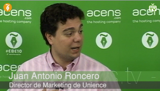 Entrevistamos a Juan Antonio Roncero, director de marketing de Unience